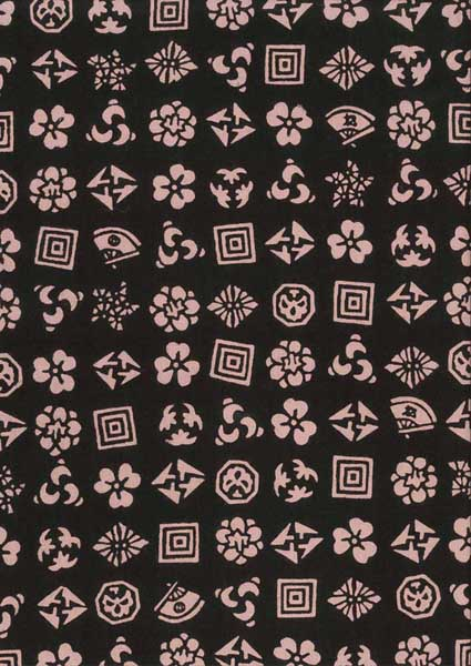 歌舞伎紋づくし